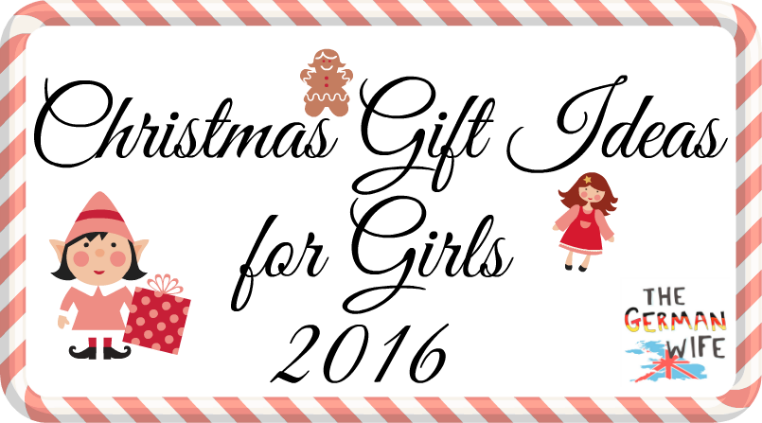Christmas Gift Ideas For Girls Age 3 4 Years The German Wife