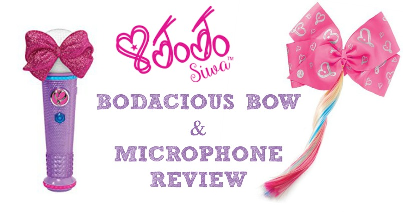 Pink Jo Jo Siwa Bodacious Bow
