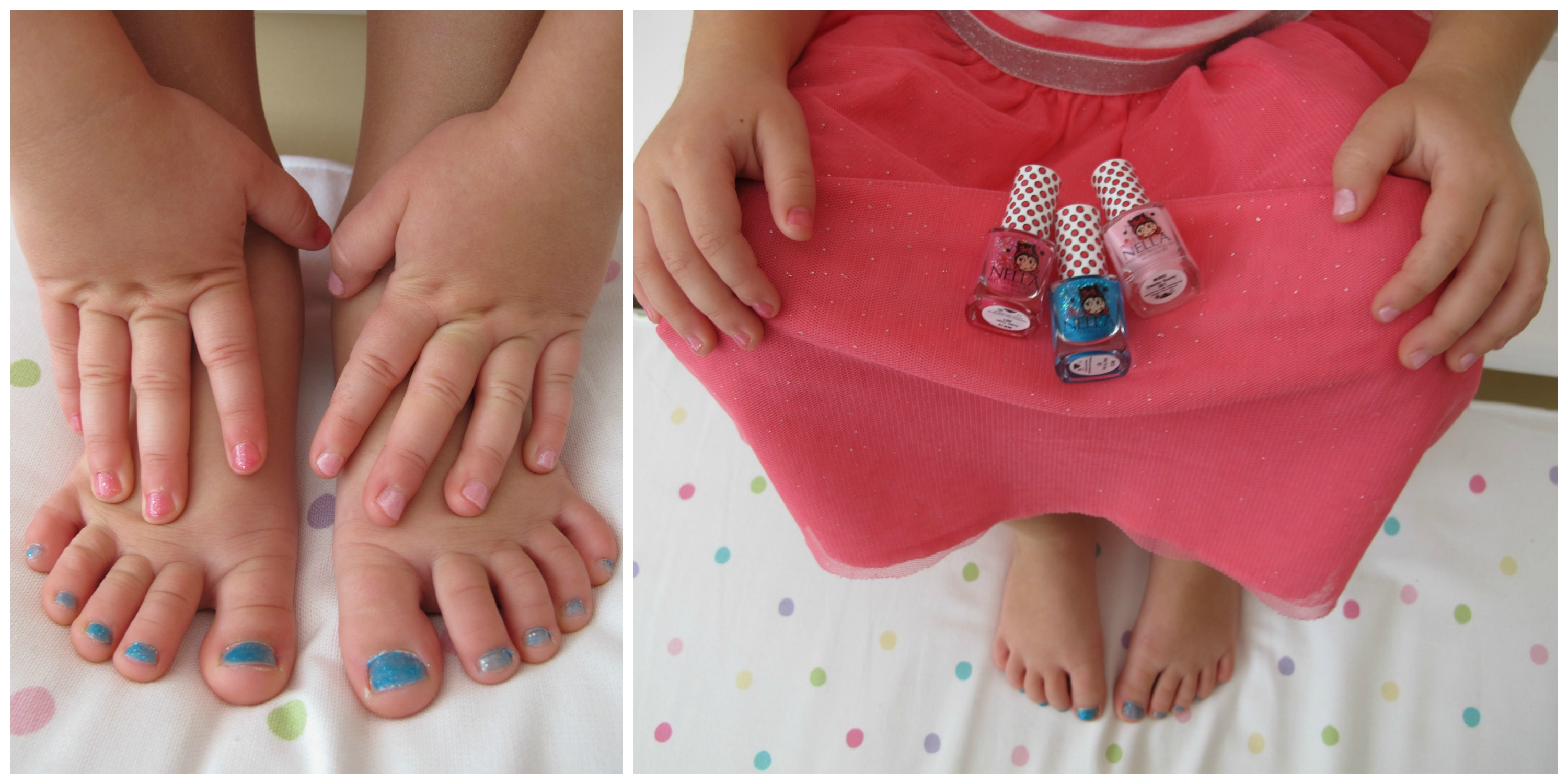 Miss Nella Kids Friendly Nail Varnish Review – The German Wife